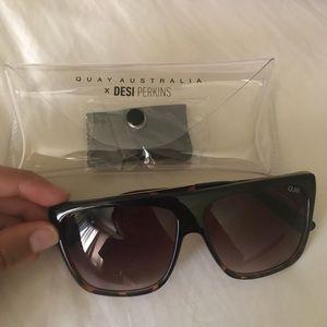 Quay Australia x Desi Perkins OTL II Sunglasses